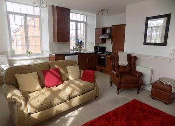 Thumbnail 2 bedroom flat for sale in Waterloo Mill, Waterloo Street, Leek, Staffordshire