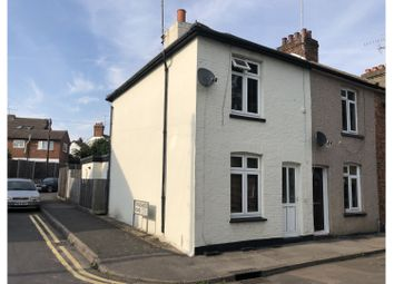 Thumbnail 3 bed end terrace house for sale in Milton Road, Sevenoaks