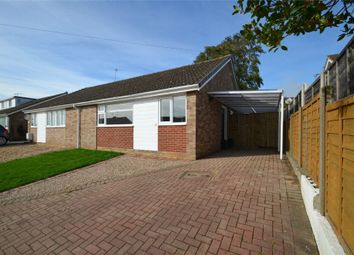 Thumbnail 2 bed semi-detached bungalow for sale in Upper Tynings, Cashes Green, Stroud, Gloucestershire