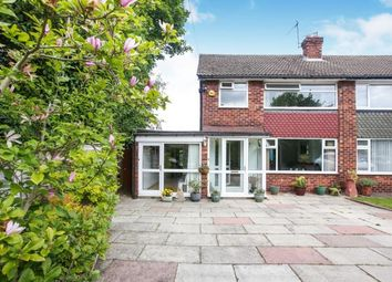 Thumbnail 3 bed semi-detached house for sale in Roundhey, Heald Green, Cheadle