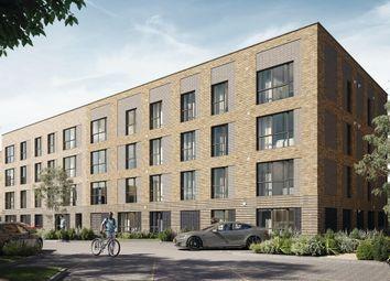 "Thumbnail 1 bedroom flat for sale in ""Darwin House"" at Barrow Walk, Birmingham"
