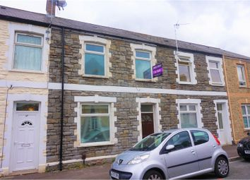 Thumbnail 4 bed terraced house for sale in Diamond Street, Cardiff