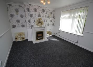 Thumbnail 2 bed semi-detached house to rent in Blyth Court, Lemington, Newcastle Upon Tyne