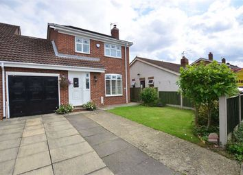 Thumbnail 3 bed detached house for sale in Manor Close, Hemingbrough, Selby