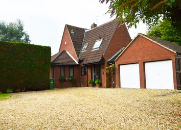 Thumbnail 5 bed detached house for sale in Goodwin Walk, Werrington