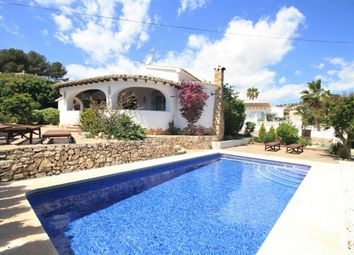 Thumbnail 3 bed villa for sale in Comunitat Valenciana, Alicante, Benissa