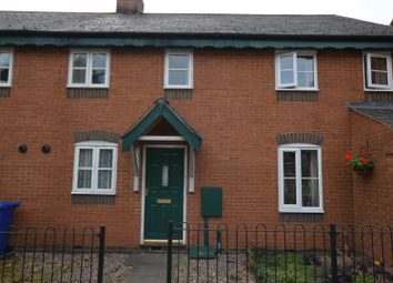 Thumbnail 2 bed terraced house for sale in Old Brewery Walk, Brackley