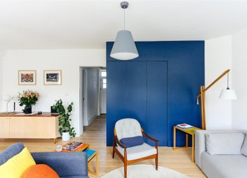 Thumbnail 3 bed flat for sale in Mill Row, Haggerston, London