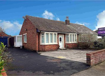 Thumbnail 2 bed semi-detached bungalow for sale in Hardhorn Way, Poulton-Le-Fylde