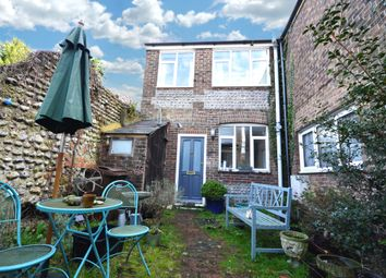 Thumbnail 1 bed end terrace house for sale in Ocklynge Road, Eastbourne