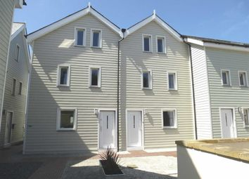 Thumbnail End terrace house to rent in The Strand, Bude, Cornwall