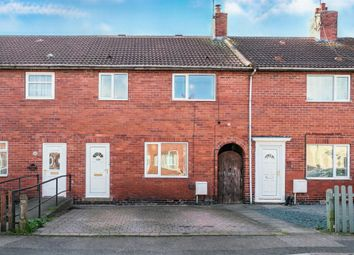 3 bed terraced house for sale in Smeaton Road, Upton, Pontefract WF9