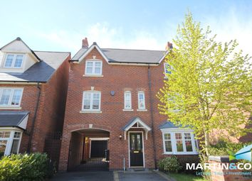Thumbnail 4 bed detached house to rent in Cardinal Close, Edgbaston