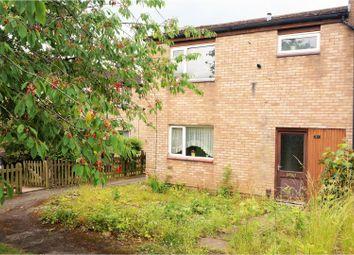 Thumbnail 3 bedroom terraced house for sale in Brackenfield, Brookside Telford