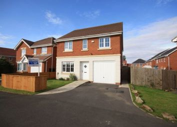 Thumbnail 4 bed detached house to rent in Holly Close, Darlington