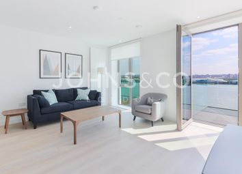 Thumbnail 2 bed flat to rent in Laker House, Royal Wharf, London