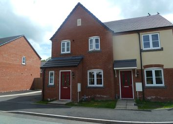 Thumbnail 3 bed semi-detached house to rent in Essex Road, Church Stretton