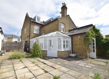 Thumbnail 4 bed semi-detached house to rent in Gladstone Road, Wimbledon
