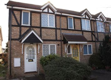 Thumbnail 2 bedroom end terrace house to rent in Magpie Close, Colindale, London