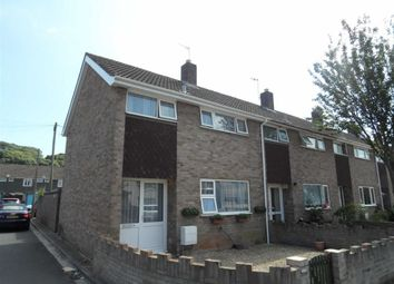 Thumbnail 3 bed end terrace house for sale in Monkton Avenue, Weston-Super-Mare