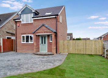 Thumbnail 3 bed detached house for sale in Lynden Avenue, Adwick-Le-Street, Doncaster