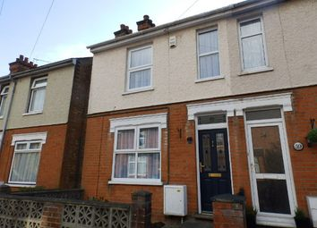 Thumbnail 3 bed end terrace house to rent in Melville Road, Ipswich