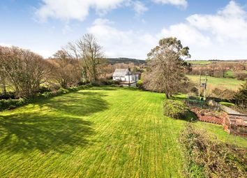 Thumbnail 5 bed detached house for sale in Newton St. Cyres, Exeter