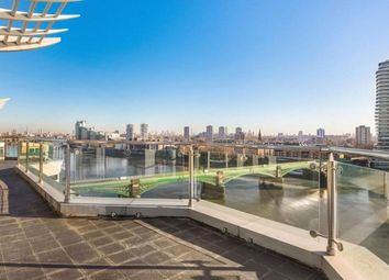 Thumbnail 4 bed flat to rent in Riverside Tower, The Boulevard, Imperial Wharf, London