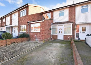 Thumbnail 3 bed terraced house for sale in Richmond Green, Beddington, Surrey