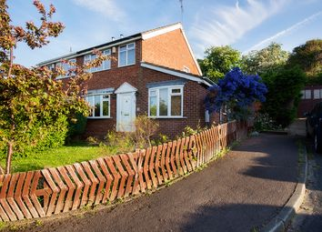 Thumbnail 4 bed semi-detached house for sale in Kings Lea, Liversedge