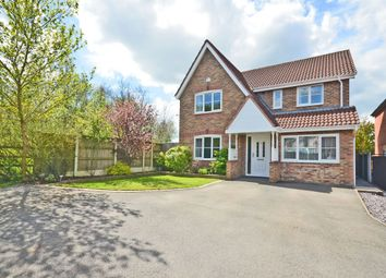 Thumbnail 4 bed detached house for sale in Romney Grove, Lightwood