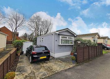 Thumbnail 1 bed mobile/park home for sale in Lower Radley Caravan Park, Lower Radley, Abingdon