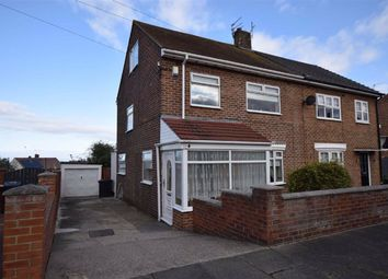 Thumbnail 4 bed semi-detached house for sale in Westmorland Road, South Shields