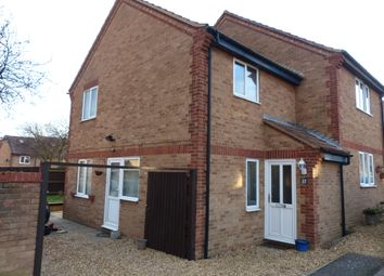 Thumbnail 2 bed terraced house for sale in Beaulieu Court, Eye
