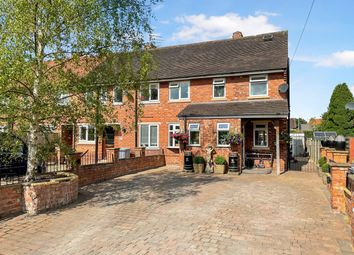 Thumbnail 4 bed end terrace house for sale in Heywood Close, Alderley Edge