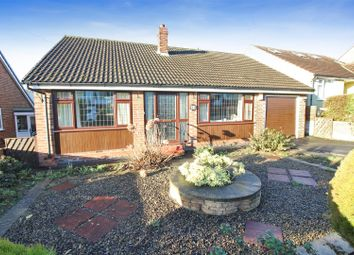 Thumbnail 3 bed detached bungalow for sale in Westway, Garforth, Leeds