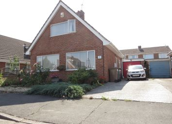 Thumbnail 3 bed detached bungalow for sale in St. Annes Close, Sleaford
