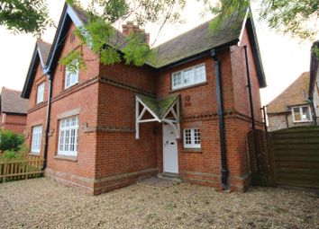 Thumbnail 2 bed semi-detached house to rent in Mill End, Hambleden, Henley-On-Thames