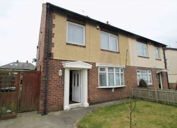 Thumbnail 3 bed semi-detached house for sale in Lulworth Avenue, Jarrow