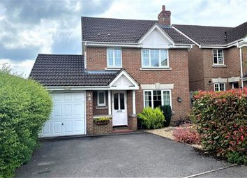 Thumbnail 3 bed detached house for sale in Consort Drive, Camberley, Surrey