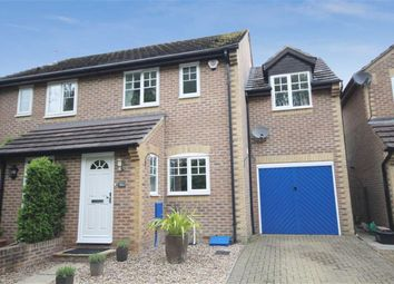 Thumbnail 3 bedroom semi-detached house for sale in Dunsford Close, Old Town, Swindon