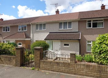 Thumbnail 2 bedroom terraced house to rent in Hazel Walk, Croesyceiliog, Cwmbran