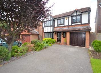 Thumbnail 4 bed detached house to rent in Kennet Close, Wilmslow