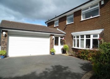 Thumbnail 4 bed detached house for sale in Whittle Drive, Shaw, Oldham