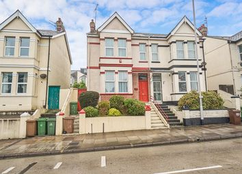 Thumbnail 4 bed semi-detached house for sale in Outland Road, Plymouth