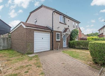 Thumbnail 2 bed semi-detached house for sale in Lucas Road, Snodland, Kent