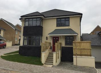Thumbnail 4 bedroom detached house for sale in Off Higher Besore Road, Gloweth, Truro