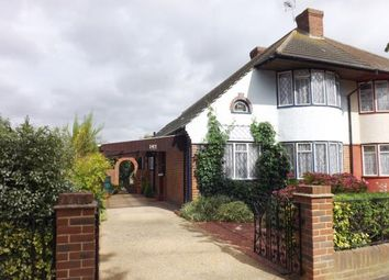 Thumbnail 3 bed semi-detached house for sale in Benhurst Avenue, Hornchurch