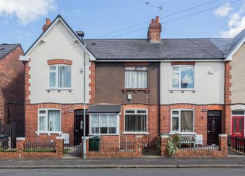 Thumbnail 2 bed terraced house for sale in Armitage Road, Doncaster