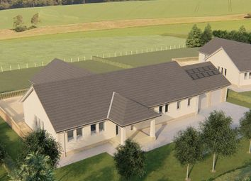 Thumbnail 4 bed detached bungalow for sale in Plot 2 Clathy Paddock, Auchterarder, Perthshire